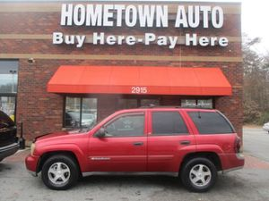 2003 Chevrolet TrailBlazer for Sale in High Point, NC