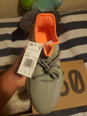 Size 7.5 **no trades** yeezy 350 desert sage. for Sale in Cudahy, CA