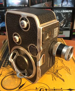 Vintage Paillard Bolex C8 Movie Film Camera - See Description for Sale in Henderson, NV
