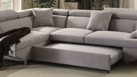 Jemima Sleeper Sectional On Sale !! for Sale in Richardson,  TX