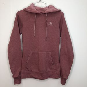 Womens The North Face Pullover Hoodie Sweater Dusty Rose XS for Sale in Phillips Ranch, CA