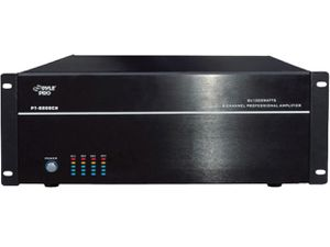 19in rack mount 800 watt 8 channel Stereo Amplifier perfect condition for Sale in Austin, TX