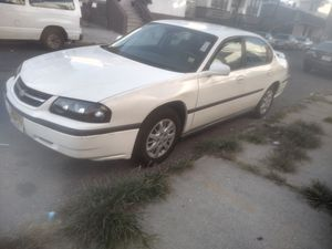2005 Chevy Impala for Sale in Newark, NJ