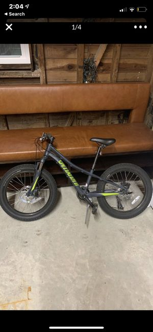 Specialized fat bike 20 inch for Sale in Wellesley, MA