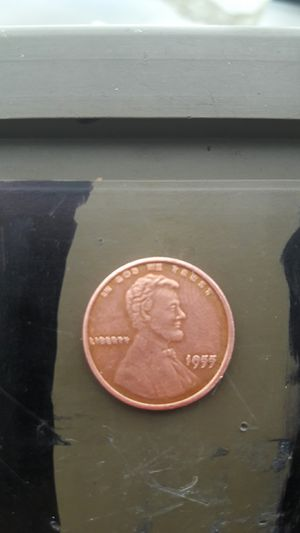 Doubleddie 1955 very rare penny for Sale in Anchorage, AK