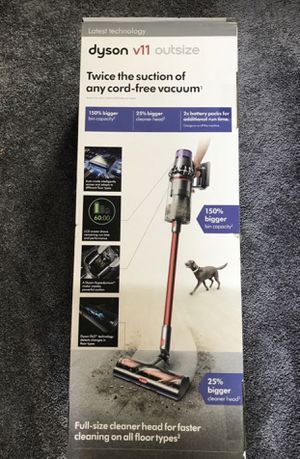 Dyson V11 Outsize Cordless Stick Vacuum Cleaner for Sale in Los Angeles, CA