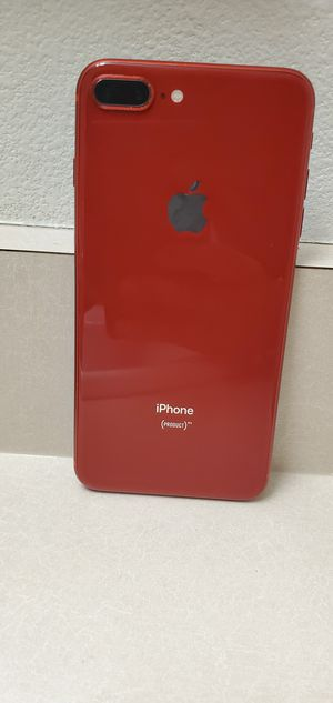 APPLE IPHONE 8 PLUS RED EDITION for Sale in Fontana, CA
