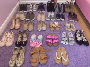 Girls shoe lot for Sale in Virginia Beach, VA