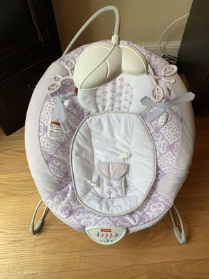 Fisher Price Fairy Tale Deluxe Bouncer for Sale in Washington, DC