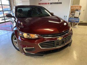 2016 Chevrolet Malibu for Sale in Gaithersburg, MD