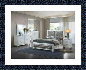 11pc Mackenzie bedroom set free mattress and delivery for Sale in Crofton, MD