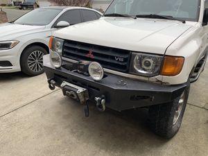 1989 - 1995 Toyota truck winch Warn bumper for Sale in Oak Harbor, WA