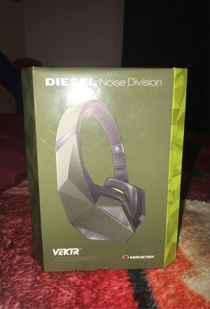 Monster Diesel Vektr Headphones for Sale in Spring Valley, CA