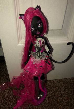 Monster high catty doll for Sale in Lafayette, LA