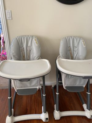 2high chair for Sale in Glendale, CA