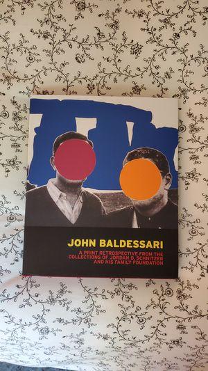 John Baldessari for Sale in Portland, OR