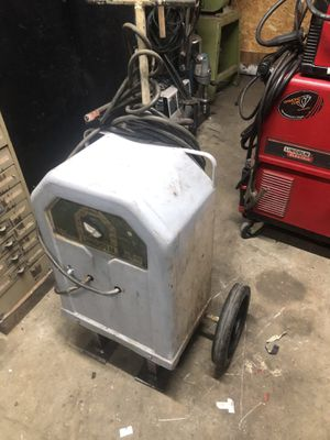Lincoln ac 180 welder(220v) upgraded rolling wheels for Sale in Hawthorne, CA