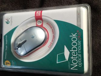 Logitech Notebook Optical Mouse Plus for Sale in Long Beach,  CA