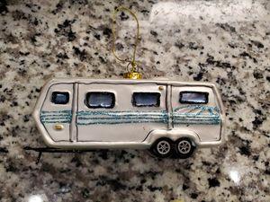 RV trailer ornament for Sale in Decatur, TX