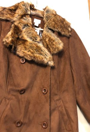 Here is a very soft jacket very warm for Sale in Sterling, KS
