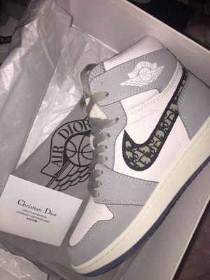 Dior Air Jordan's for Sale in Fort Lauderdale, FL