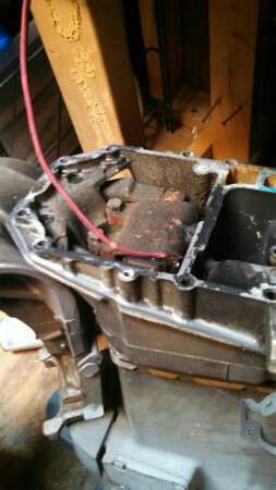 Johnson/Evinrude 115 HP Mid Section for Sale in Johnson City, TN