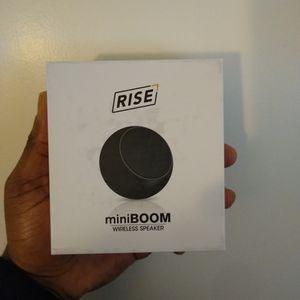 Rise miniBOOM Wireless Speaker for Sale in Fairfield, CA