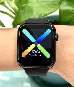Black C55 SmartWatch (Latest Version 2021) for Sale in Norco,  CA