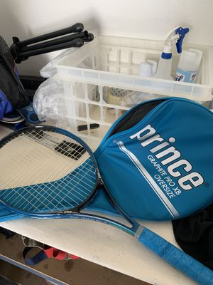Prince Tennis Racket for Sale in Chino Hills, CA