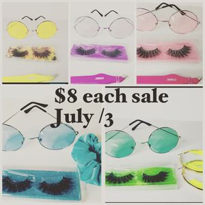 Sale eyelashes for Sale in Victorville, CA