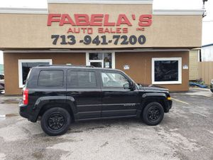 2013 Jeep Patriot for Sale in South Houston, TX