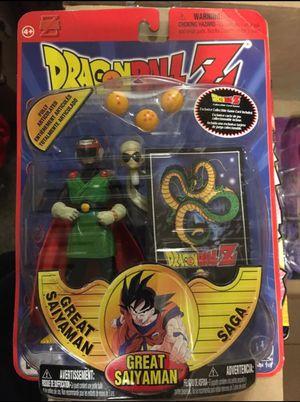 Great Saiyaman ( great saiyaman saga ) Dragon ball Z action figure with collectible trading card for Sale in Oakley, CA