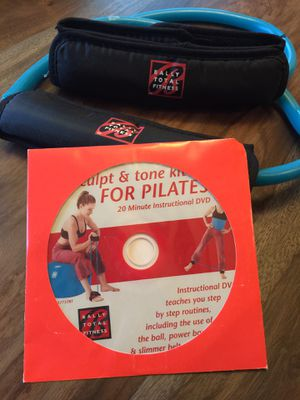 Pilates workout exercise equipment for Sale in Kent, WA