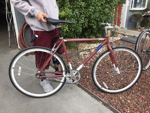 700x28 single speed city smasher (Fully tuned up ) for Sale in San Jose, CA