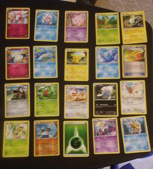 Pokemon trading cards for Sale in Houston, TX