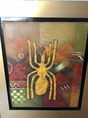 Peruvian Paints Nazca Design!! for Sale in Miami, FL