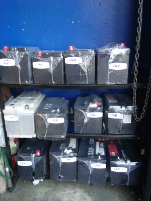 New car batteries all sizes delivered for Sale in Los Angeles, CA