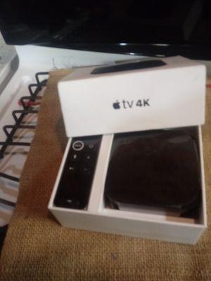Applea tv 4k for Sale in Staunton, VA