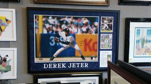 Derek Jeter MLB MVP 2000' Autographed Steiner Sports Framed for Sale in Alexandria, VA
