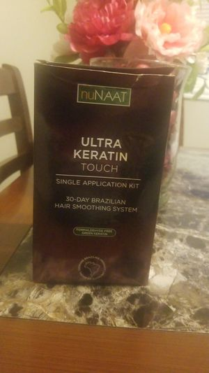 At home Keratin brazilian hair smoothing treatments NEW for Sale in Oak Lawn, IL
