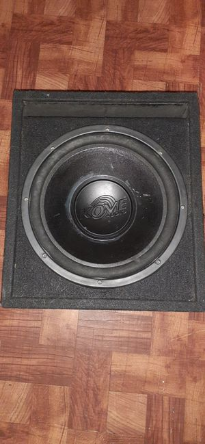 12inch Woofer - 12 Pulgadas for Sale in Los Angeles, CA