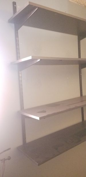Adjustable wall shelves for Sale in Pico Rivera, CA