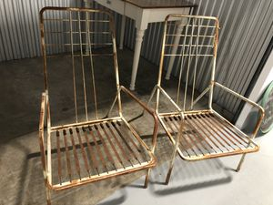 Awesome Industrial Chair Set for Sale in Vancouver, WA
