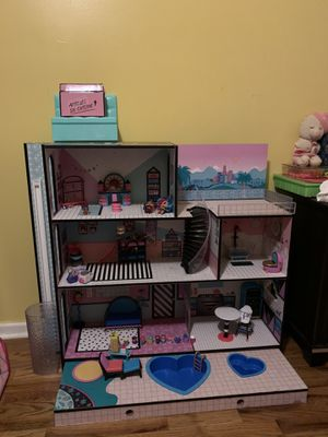 Lol Doll house for Sale in Atlanta, GA