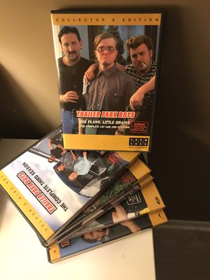 Trailer Park Boys Complete seasons 1-7 for Sale in St. Charles, IL