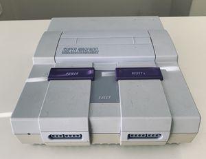 NEW Super Nintendo SNES for Sale in Fresno, CA