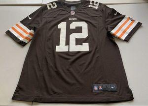 Josh Gordon Nike On Field Jersey #12 Cleveland Browns Football NFL Men's Size L for Sale in West Palm Beach, FL
