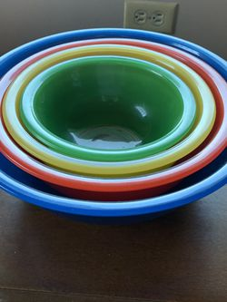 PYREX mixing Bowls - Vintage for Sale in Camas,  WA