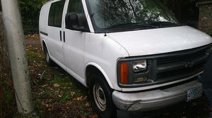 Chevy Express 2002 for Sale in Vancouver, WA
