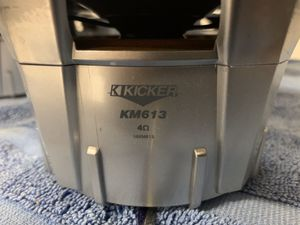 Kicker Marine Coax Speakers for Sale in Redmond, WA